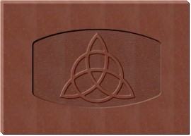 Triquetra Chocolate Mold